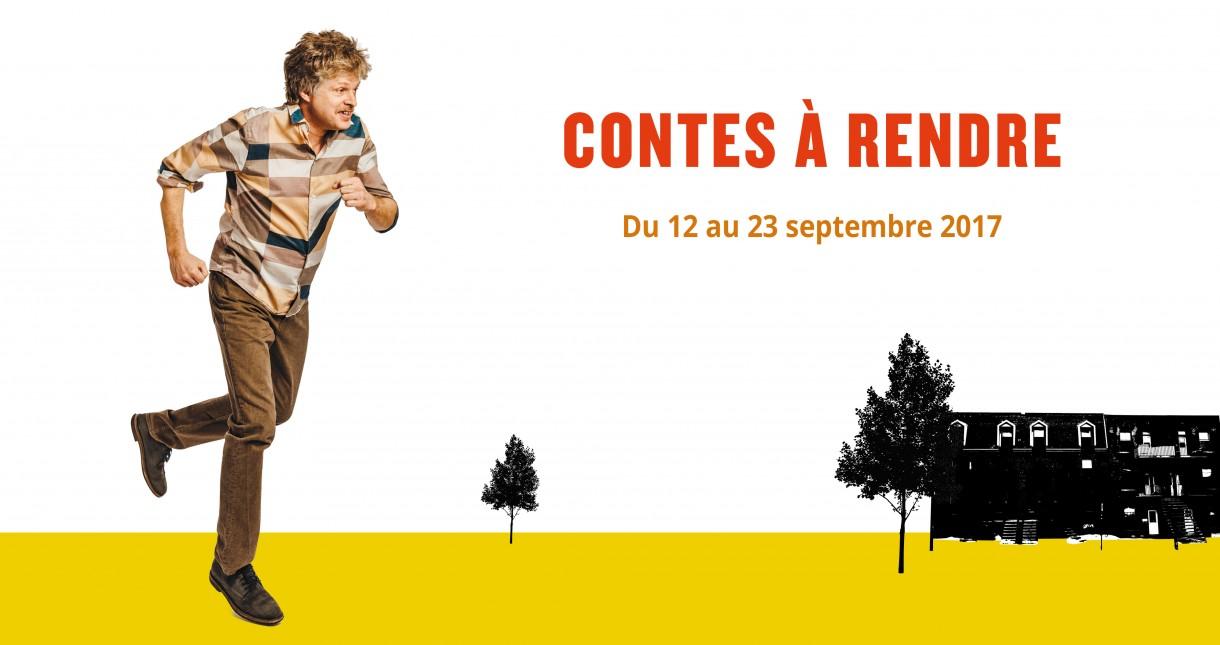 Conte à rendre, OMNIBUS 2017   à Espace Libre   création de Réal Bossé, Sylvie Moreau, Jean Asselin