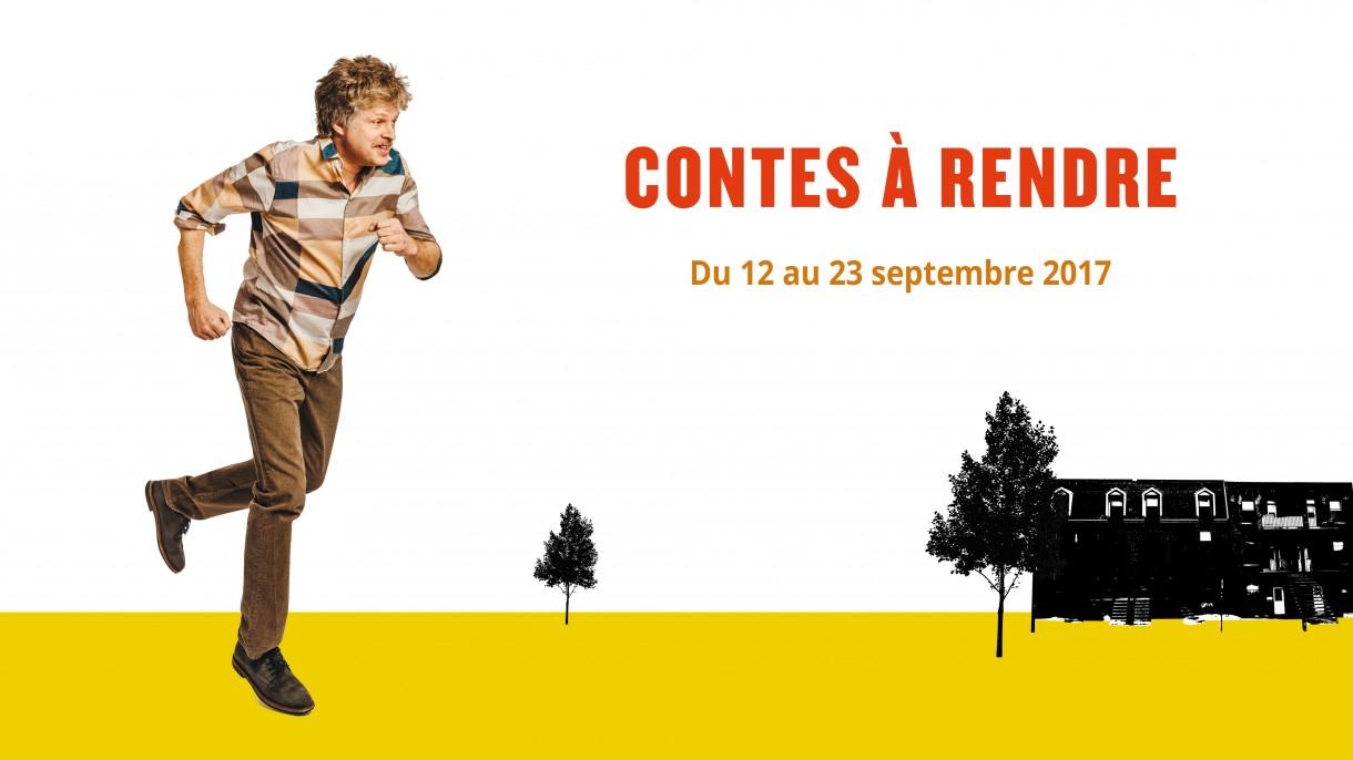 Conte à rendre, OMNIBUS 2017 | à Espace Libre | création de Réal Bossé, Sylvie Moreau, Jean Asselin